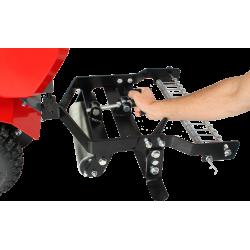 Desherbeur Mécanique Motorisé BIN'SARCL