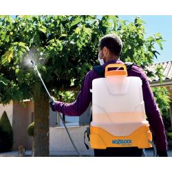 Pulvérisateur à dos électrique PULSAR 15L ELECTRIC HOZELOCK